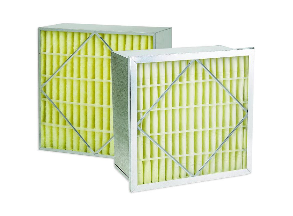 Rigid Cell Filters - Dafco Filter Group - Box Filters