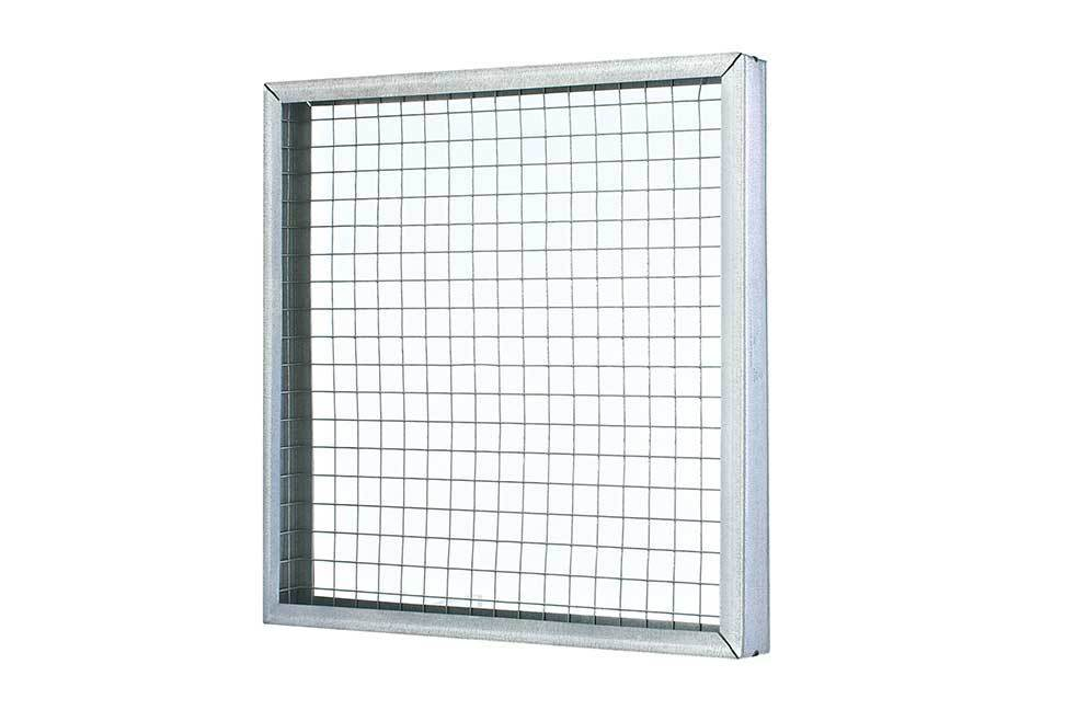 S-76 Pad Holding Frame - Smith Filter - Holding Frames