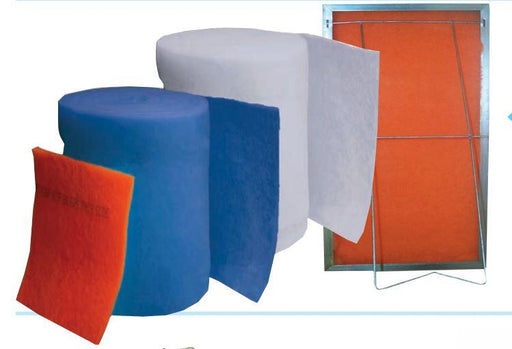 StreamLine™ Polyester Medias - AIRGUARD - Ring Panels, Self-Supported Pocket Filters & Polyester Media