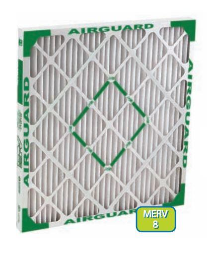 Type DP® 40/ DP Max Pleated Filters - AIRGUARD - Pleated Filters