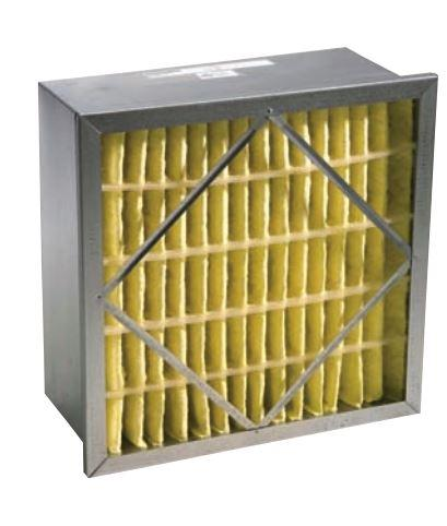 Vari-Pak® - AIRGUARD - Extended Surface Rigid Filters