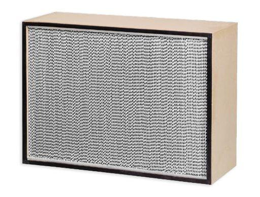 W-Series HEPA Filter - Dafco Filter Group - HEPA and Near-HEPA Filters