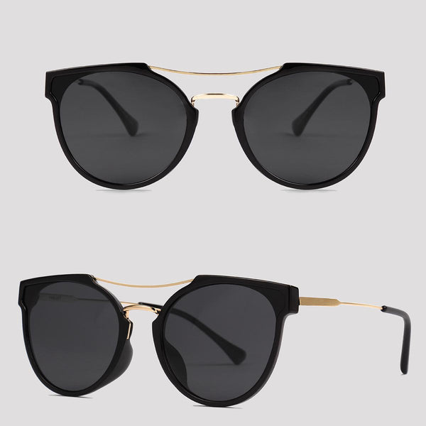 Alaska - Black - Far Left Sunglasses-FASHION-PropShop24.com