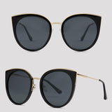 Amman - Black - Far Left Sunglasses-FASHION-PropShop24.com