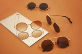 Bombay - Brown - Far Left Sunglasses-FASHION-PropShop24.com