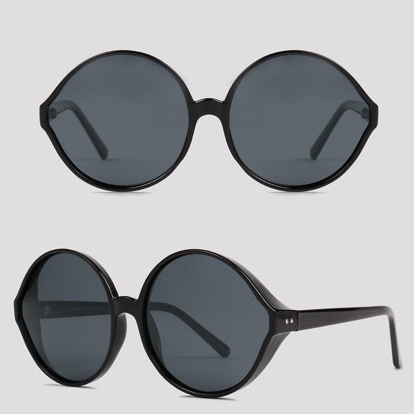 Cairo - Black - Far Left Sunglasses-FASHION-PropShop24.com