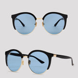 Cape Town - Blue - Far Left Sunglasses-FASHION-PropShop24.com