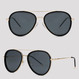 Darwin - Black - Far Left Sunglasses-FASHION-PropShop24.com