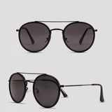 Luxor - Black - Far Left Sunglasses-FASHION-PropShop24.com