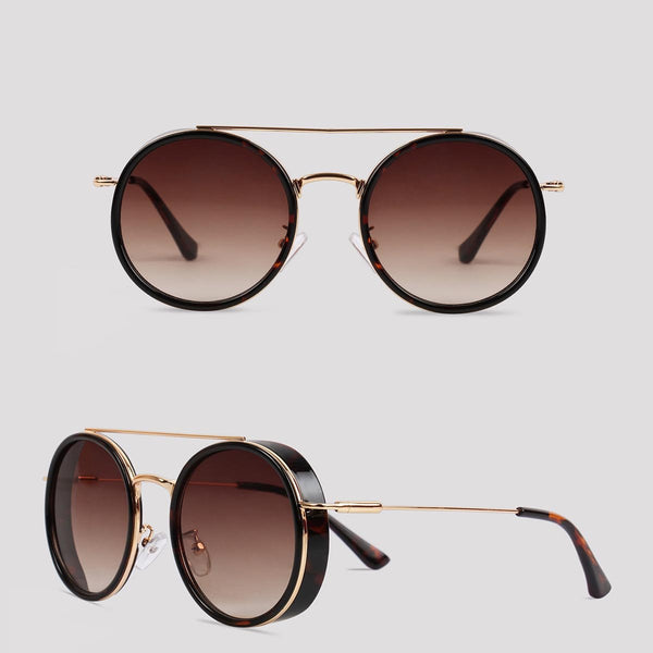 Amalfi - Printed - Far Left Sunglasses-FASHION-PropShop24.com