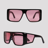 Frankfurt - Pink - Far Left Sunglasses-FASHION-PropShop24.com