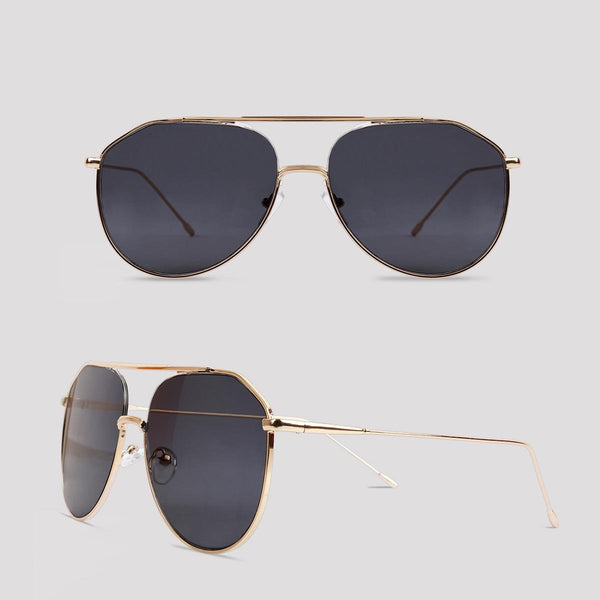 Gold Coast - Black - Far Left Sunglasses-FASHION-PropShop24.com