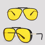 London Yellow - Far Left Sunglasses-FASHION-PropShop24.com