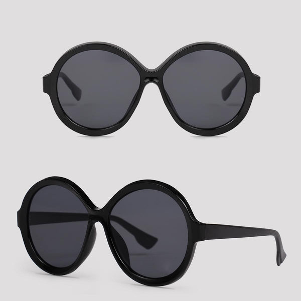 Malta - Black - Far Left Sunglasses-FASHION-PropShop24.com