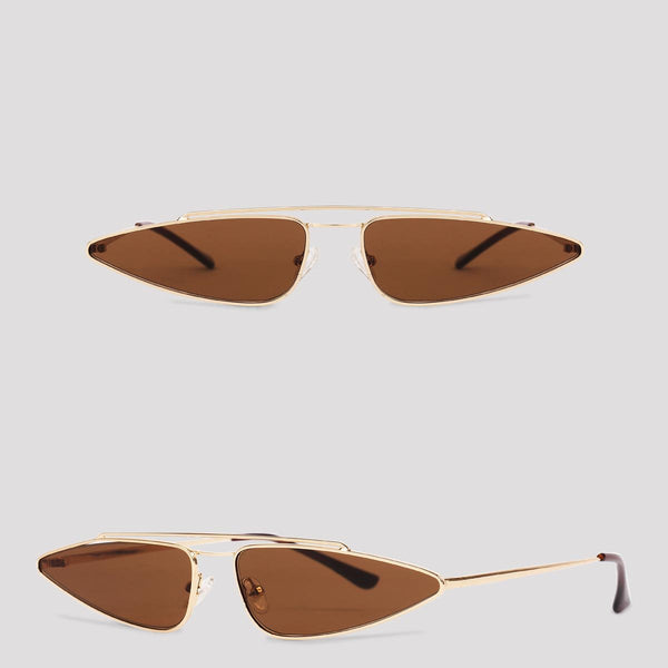 New York - Brown - Far Left Sunglasses-FASHION-PropShop24.com