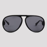 Oran - Black - Far Left Sunglasses-FASHION-PropShop24.com