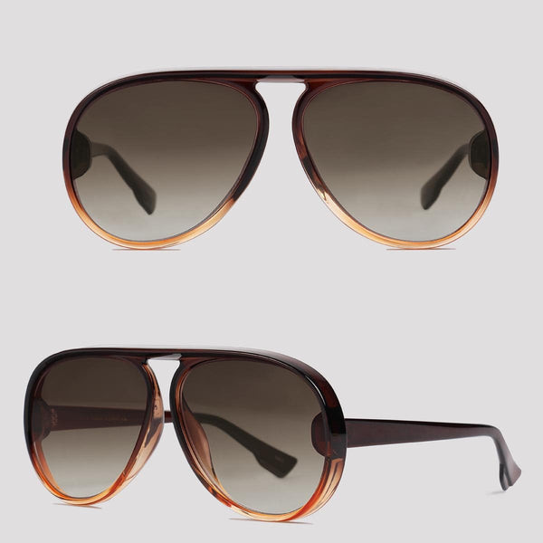 Sweden - Two Toned - Far Left Sunglasses-FASHION-PropShop24.com