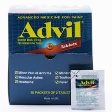 ADVIL SINGLE
