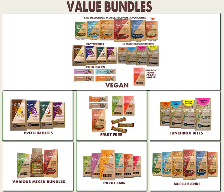 Gluten Free Value Bundles