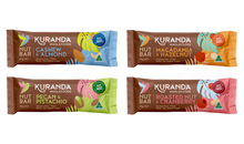 Load image into Gallery viewer, Gluten Free Nut Bars | 4 Pack | Kuranda Wholefoods