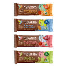Load image into Gallery viewer, Kuranda Wholefoods Gluten Free Nut Bar Packs
