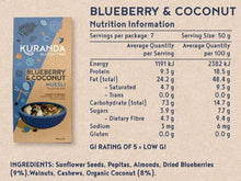 Load image into Gallery viewer, Blueberries & Coconut Paleo Muesli