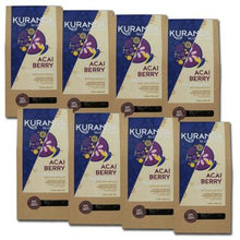 Load image into Gallery viewer, Gluten Free Protein Bites - Acai Berry Carton 8x180g - Plant Based Goodness, Dairy Free, Wheat Free, Vegan