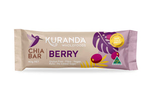 Chia & Cranberry Low GI Snack Bar