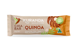 Chia & Quinoa Low GI Snack Bar
