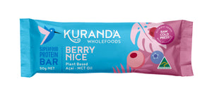 Berry Nice Superfood Protein Bar