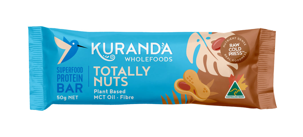 Totally Nuts Superfood Protein Bar