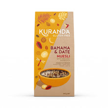 Load image into Gallery viewer, Banana & Date Gluten Free Muesli