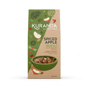 Spiced Apple Gluten Free Muesli