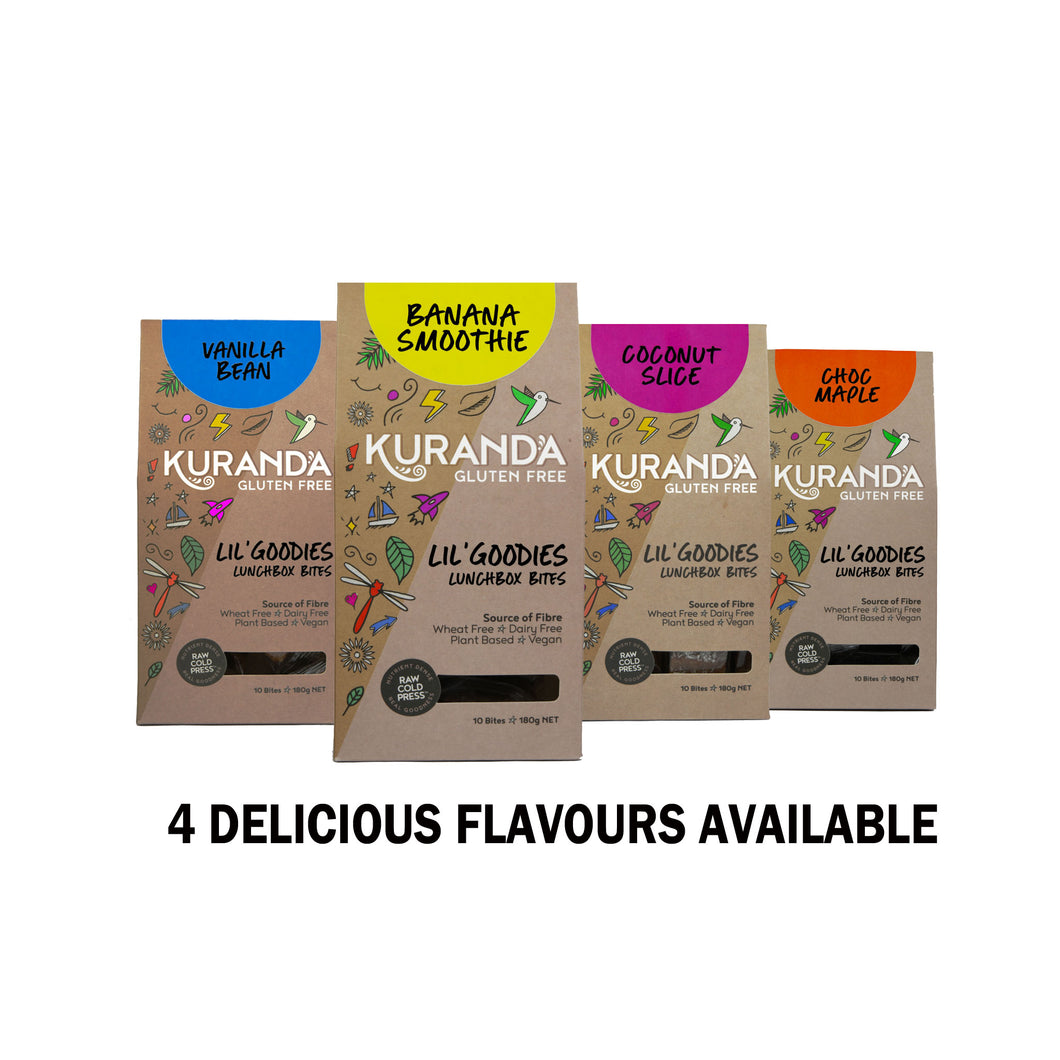 Lunchbox Value Bundle - Nut Free, Gluten Free, Wheat Free, Dairy Free, Egg Free