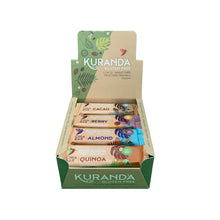 Load image into Gallery viewer, Chia & Quinoa Low GI Bars Assorted Box