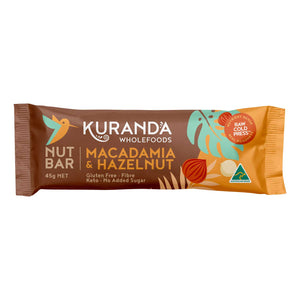 Macadamia & Hazelnut Nut Bars