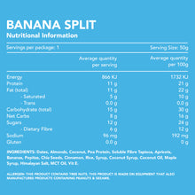 Load image into Gallery viewer, Banana Split Superfood Protein Bar