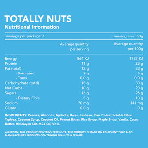 Totally Nuts Protein Bar