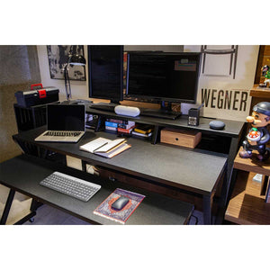 Wavebone HEADQUARTER™ K Ergonomic Studio Workstation