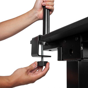 Wavebone Gemini Height-Adjustable Table Top Studio Monitor Stands