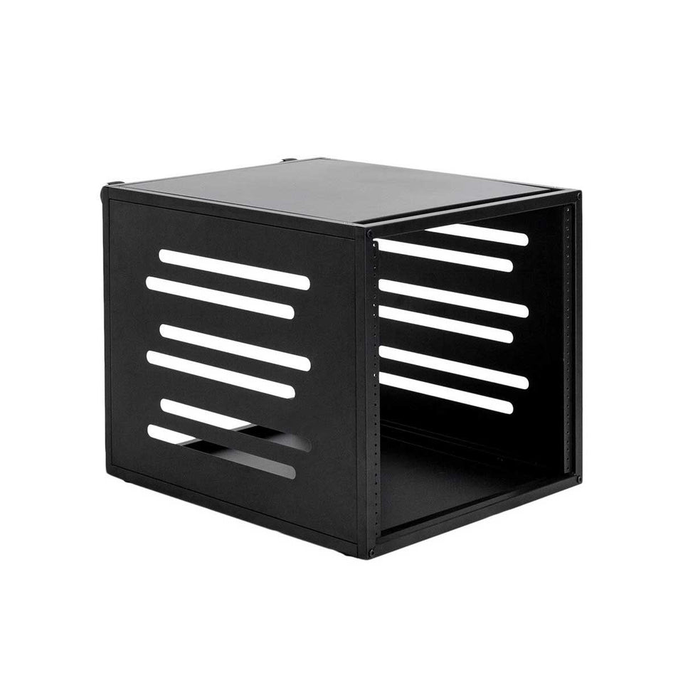 Wavebone WING™ 10U Upright Rackmount Case