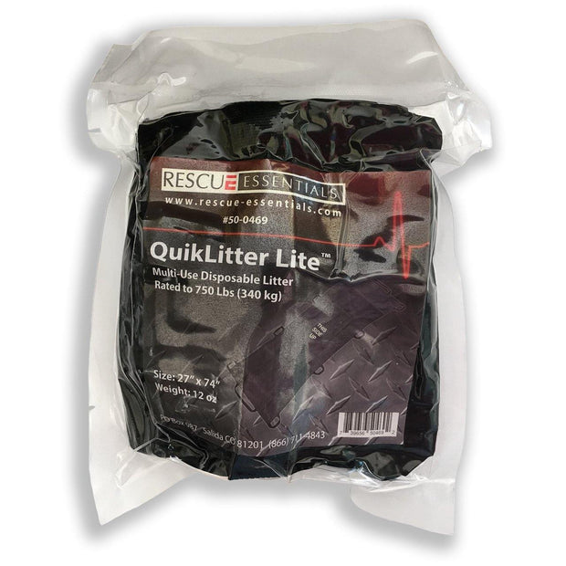 Rescue Essentials QuikLitter™ Lite - Wescue - We Help You Rescue