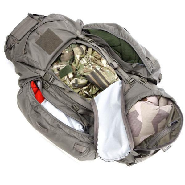 SNIGELDESIGN 90L Backpack system -17 /1.2 - Wescue - We Help You Rescue