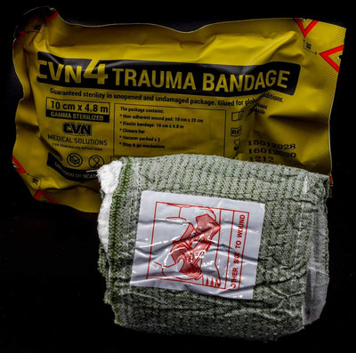 CVN 4 TRAUMA BANDAGE - Wescue - We Help You Rescue