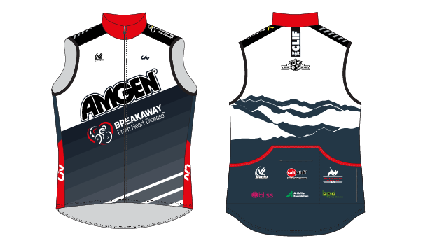Women's Heavyweight Ridgeline Vest - AMGEN