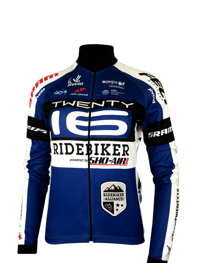Women's Paceline Long Sleeve Jersey