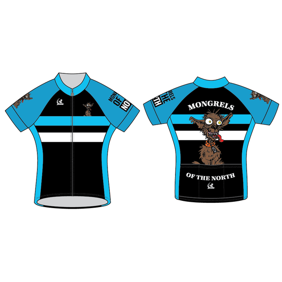 Women's Team Stretch Jersey - MONGRELS OF THE NORTH