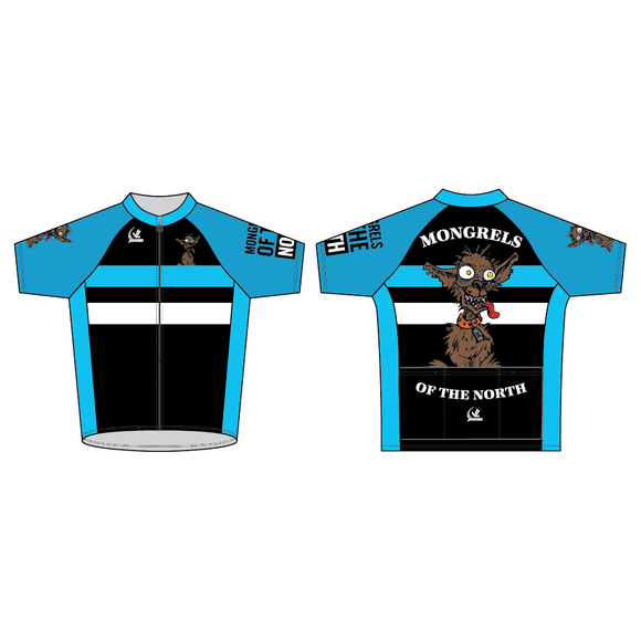 Men's Team Strip Jersey - MONGRELS OF THE NORTH