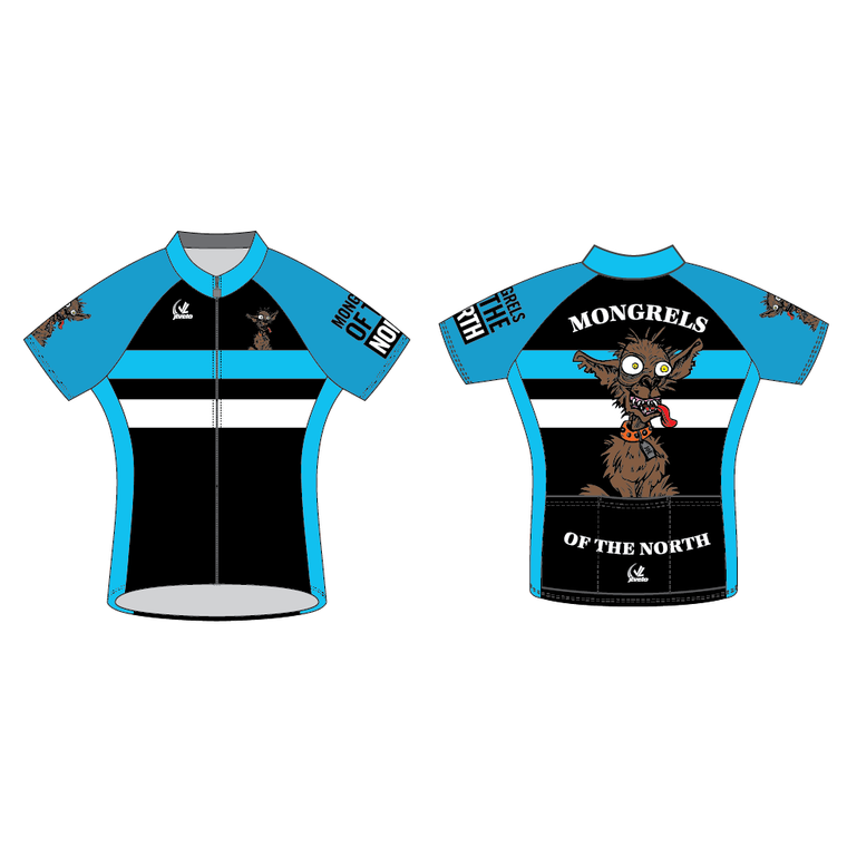 Women's Team Strip Jersey - MONGRELS OF THE NORTH