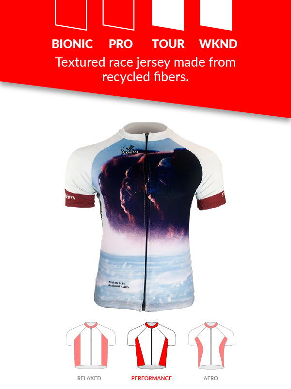 Men's Team Strip Jersey